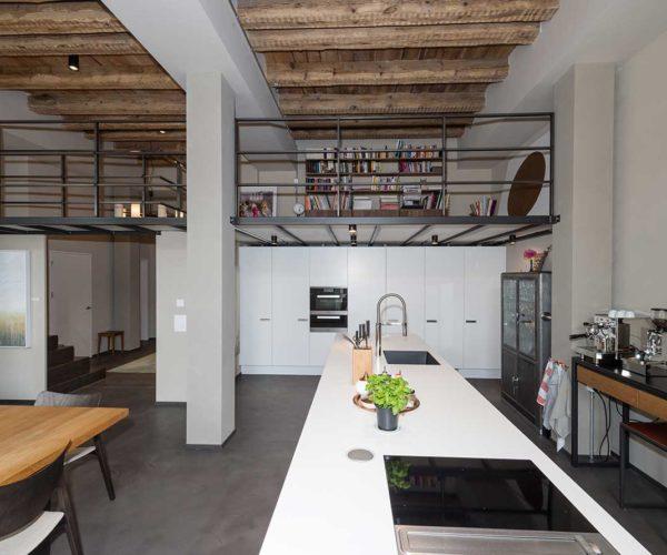 Architektur- und Immobilientfotografie: Küche