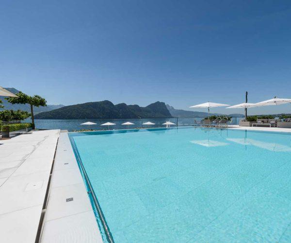 Architektur- und Immobilientfotografie Fotostudio Konstanz _ Hotel Pool