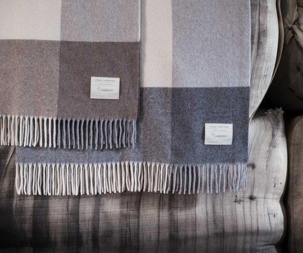 Produktfoto Packshot eskimo Decken