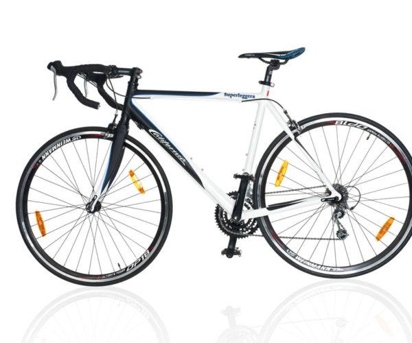 Produktfotografie: Packshot von Fahrrad