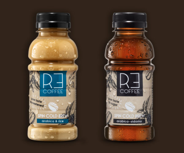 Produktfotografie Konstanz _ Packshot Coffee duo