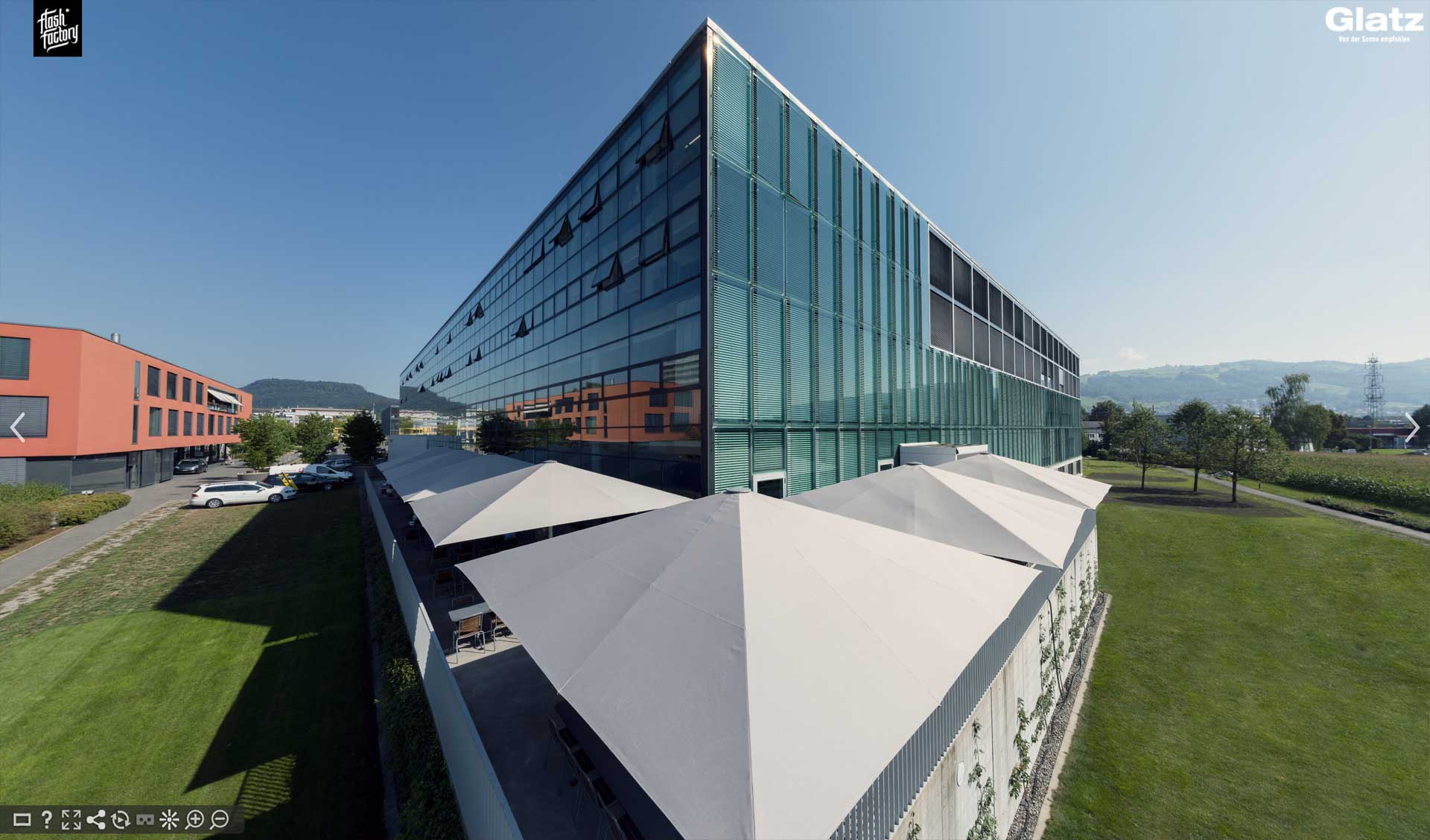 Fotostudio für Werbefotografie Konstanz_ Panoramen Klinikum Konstanz