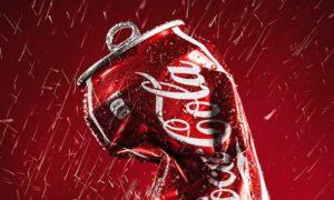 Produktfotografie Konstanz _ Packshot Coca Cola