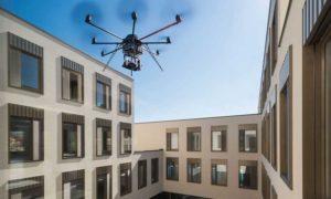 Luftaufnahmen mit Drohne - Fotostudio für Werbefotografie in Konstanz
