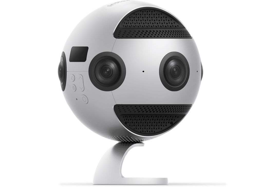 Virtual Reality mit der insta360 Pro